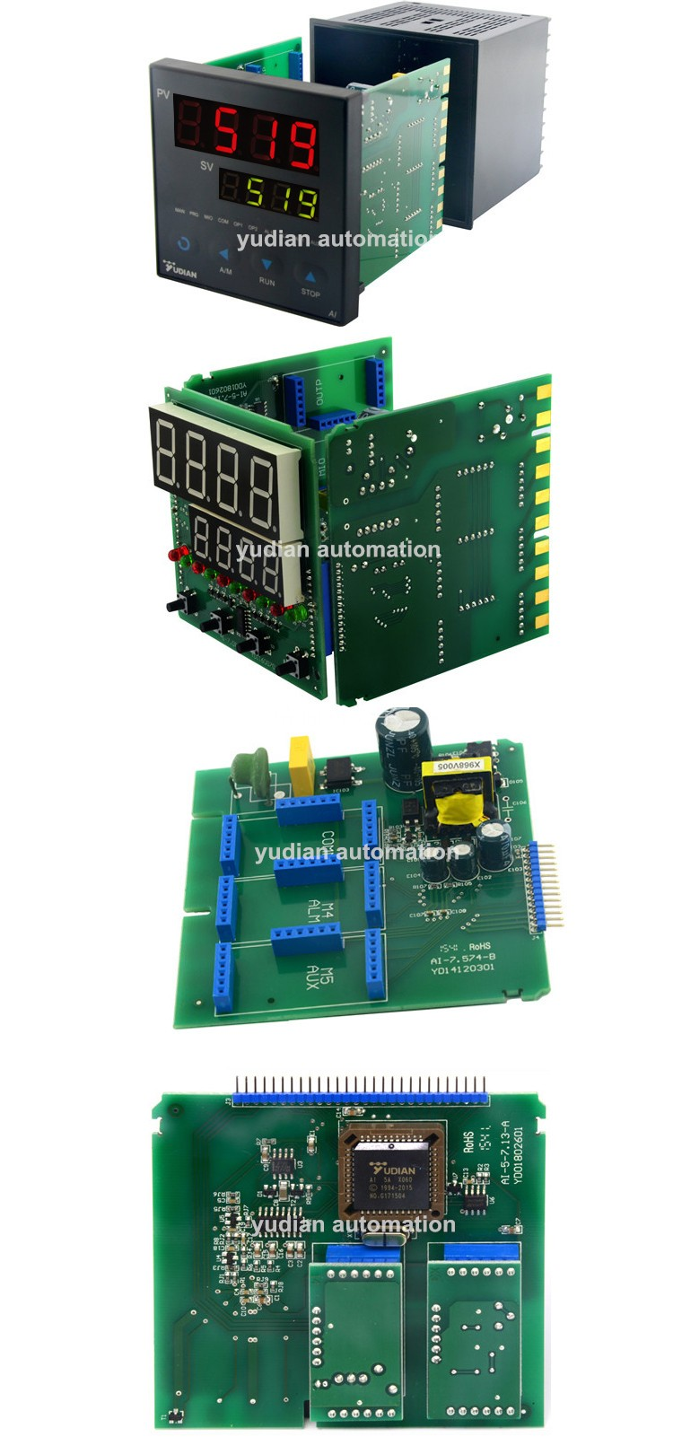 digital temperature and humidity controller machine
