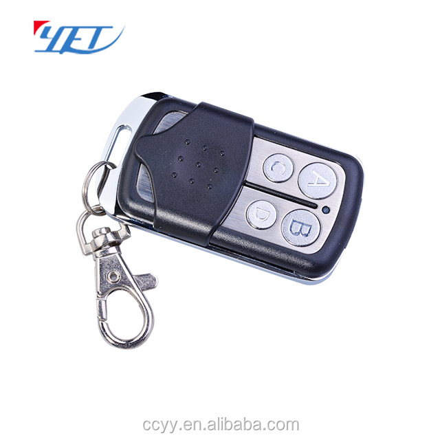 4 Channel Universal Electric Fob 433mhz Remote Control Cloner for Garage