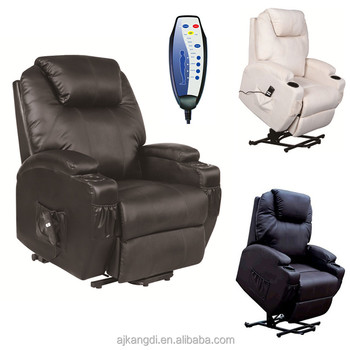 Genial Recliner And Lift Chair With Massage/electrical Recliner/rise And Recliner  Chair/standing