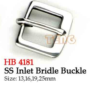 HB4181 horse bridle buckle