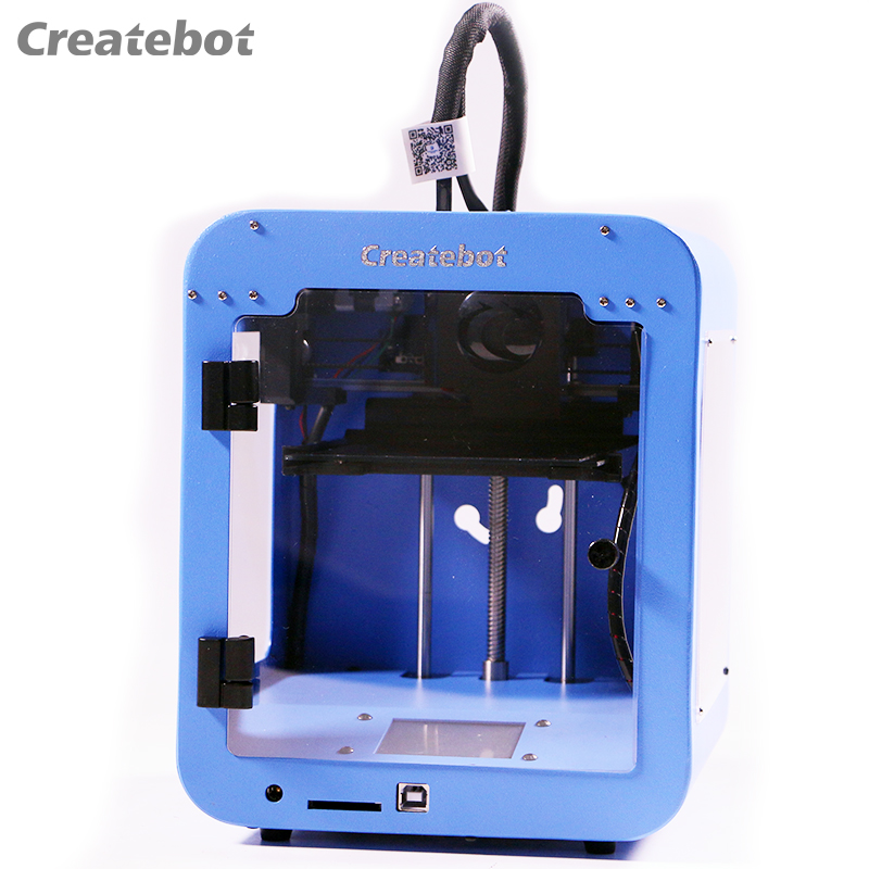 Createbot Super Mini 3d Printer 3d Printer With Small Size And Durable Hot End Buy Small 3d Printer 3d Printer Hot End 3d Printer Product On