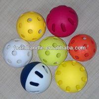 Wholesale Hollow Plastic Balls/wiffle Balls/mini Plastic Baseball ...