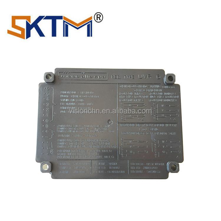 Schaltplan AVR UVR6 Automatische Spannung Für Generator ...