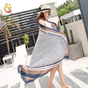 8f5df14bce9 Custom Cheap Price Printed Silk Twill Muslim Scarf Hijab Tudung Vietnam