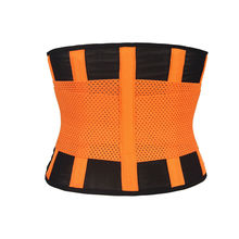 2016 New arrival orange waist cincher corset