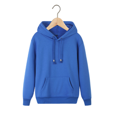 Sweat À Capuche hiver <span class=keywords><strong>Tunique</strong></span> Avec Velours Pull Sweat À Capuche <span class=keywords><strong>Pour</strong></span> Femmes/<span class=keywords><strong>Hommes</strong></span> Casual Pull Y10318