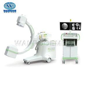 PLX7000B Medical Equipment System Direct Radiography Mobile Digital X-ray Machine