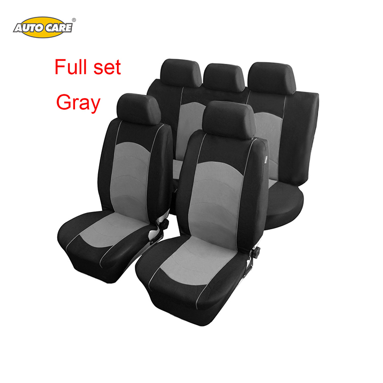 9 stks Full Seat Cover Universal Fit Auto Seat Protector