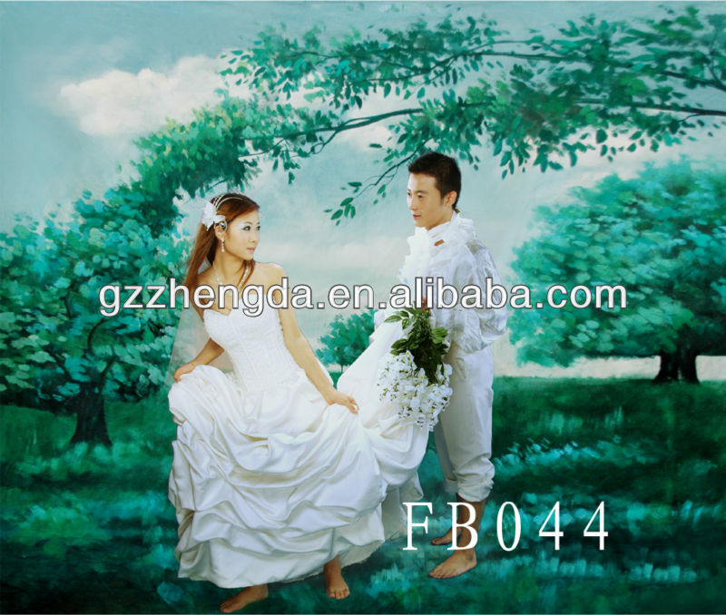 High Quality Young Couples Modern Wedding Impressive Image Studio Background