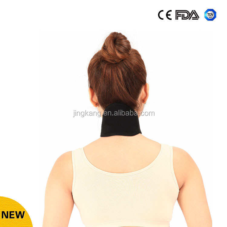 medical magnetic treatment heating cervical collar medical neck collar for neck pain