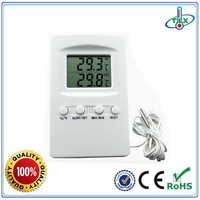 Excellent quality hot-sale green house thermometer