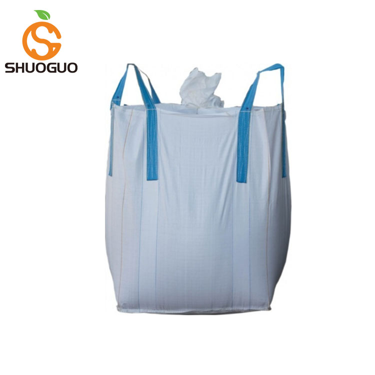 Moisture Proof Large Grain Bags Pp Jumbo Sacks Product On Alibaba