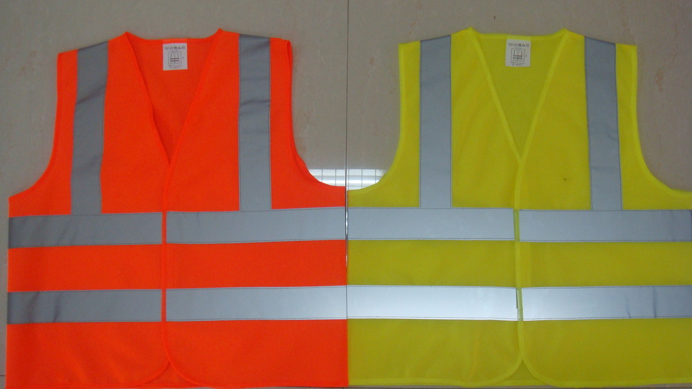 Reflective clothing high visibility car chaleco de seguridad for construction site