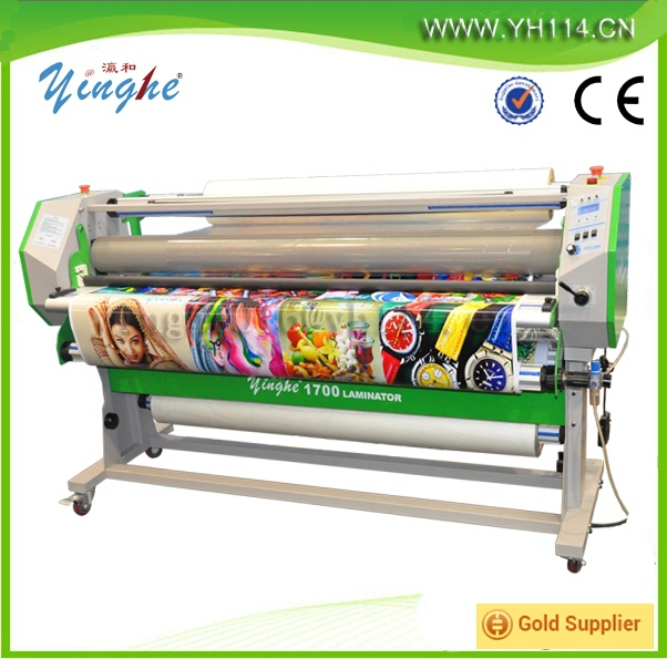 high quality digital hot flatbed laminator new model