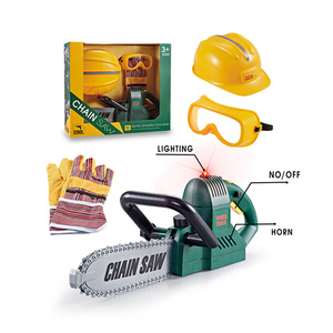 Super Tools Play Set Electric Chain Saw Toys