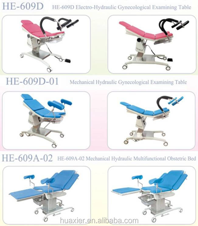 Surgery electric operation table match X-ray and C-arm Function / Hospital Orthopedic Bed / Urology Surgical Instruments