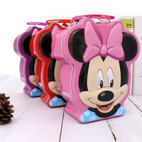 TOPSTHINK Minnie Mickey mouse coin bank cute piggy bank cash