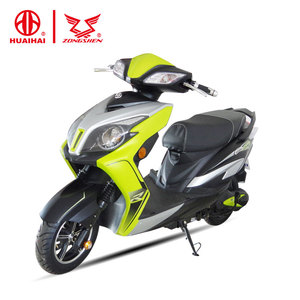 CE certification fast best cheap full size electric motorcycle adult with lithium battery scooter with price 72v1200w