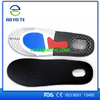 Sports Silicone Gel Insoles Arch Support Orthopedic Plantar Fascists Running Insole For shoes