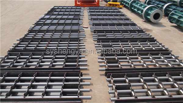 Light Weight Aerated Concrete Block Mold Pan Pacific