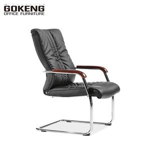 Contemporary Mesh Chair Chrome Sled Base commercial Waiting Chair