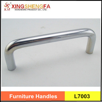 201 Stainless Steel Cabinet Drawer Pull Bedroom Furniture Hardware Handles