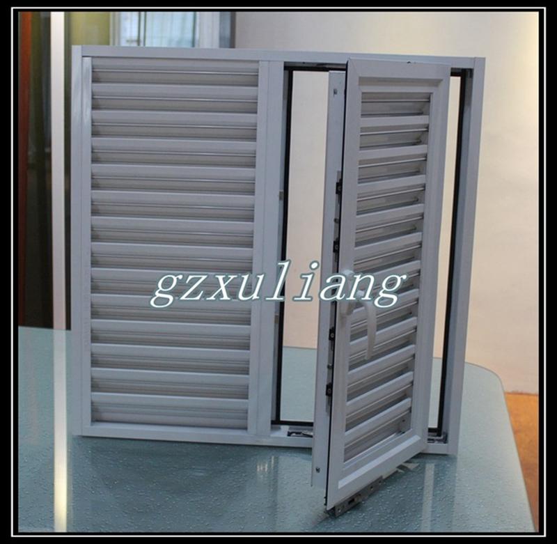 Horizontal Casement Windows : Hot sell aluminum horizontal casement louver window buy