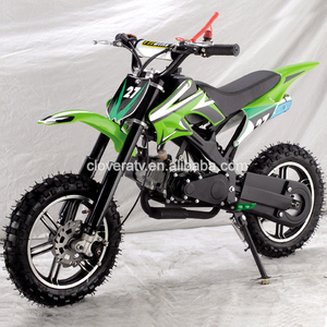 Safety Children 49cc Dirt Bike Mini Moto with Emergency Stop device