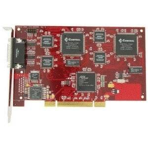 """Comtrol Corporation - Comtrol Rocketport Universal Pci 16-Port Multiport Serial Adapter - 16 X Rs-232/422 Serial Via Cable - Plug-In Card """"Product Category: I/O & Storage Controllers/Multiport Serial Adapters"""""""