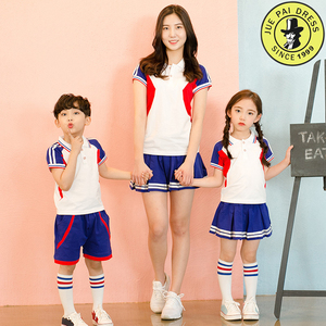2017 cotton korean school girls uniform pictures