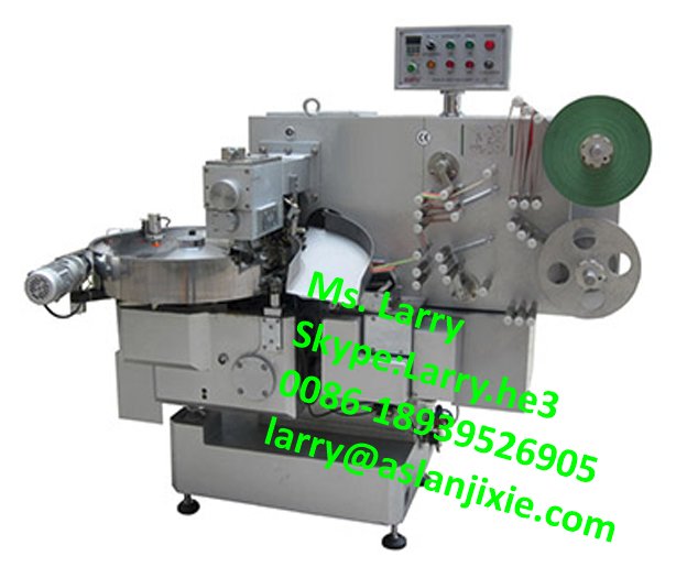 Kink Packing Machine/double Twist Candy Wrapping Machine