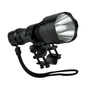 1200lm gun mounted led torch with pressure switch