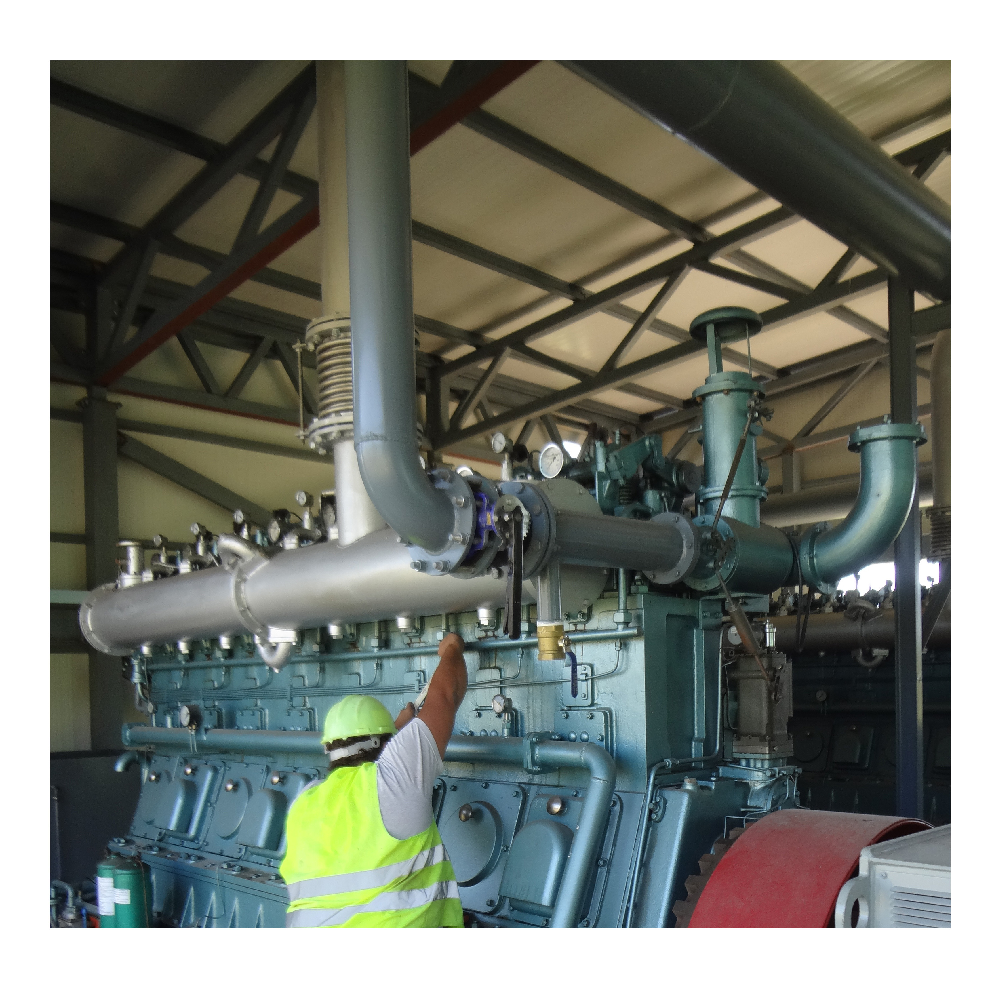 Waste Plastic Gasification Power Plant For Sale