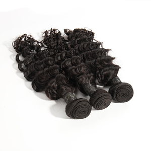 Deep Wave 8inch 100 Grams All Types of Weav-on Brazilian Hair Bulk Wholesale