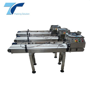 Foshan Factory Price Flat Rubber Belt Conveyor for Sale