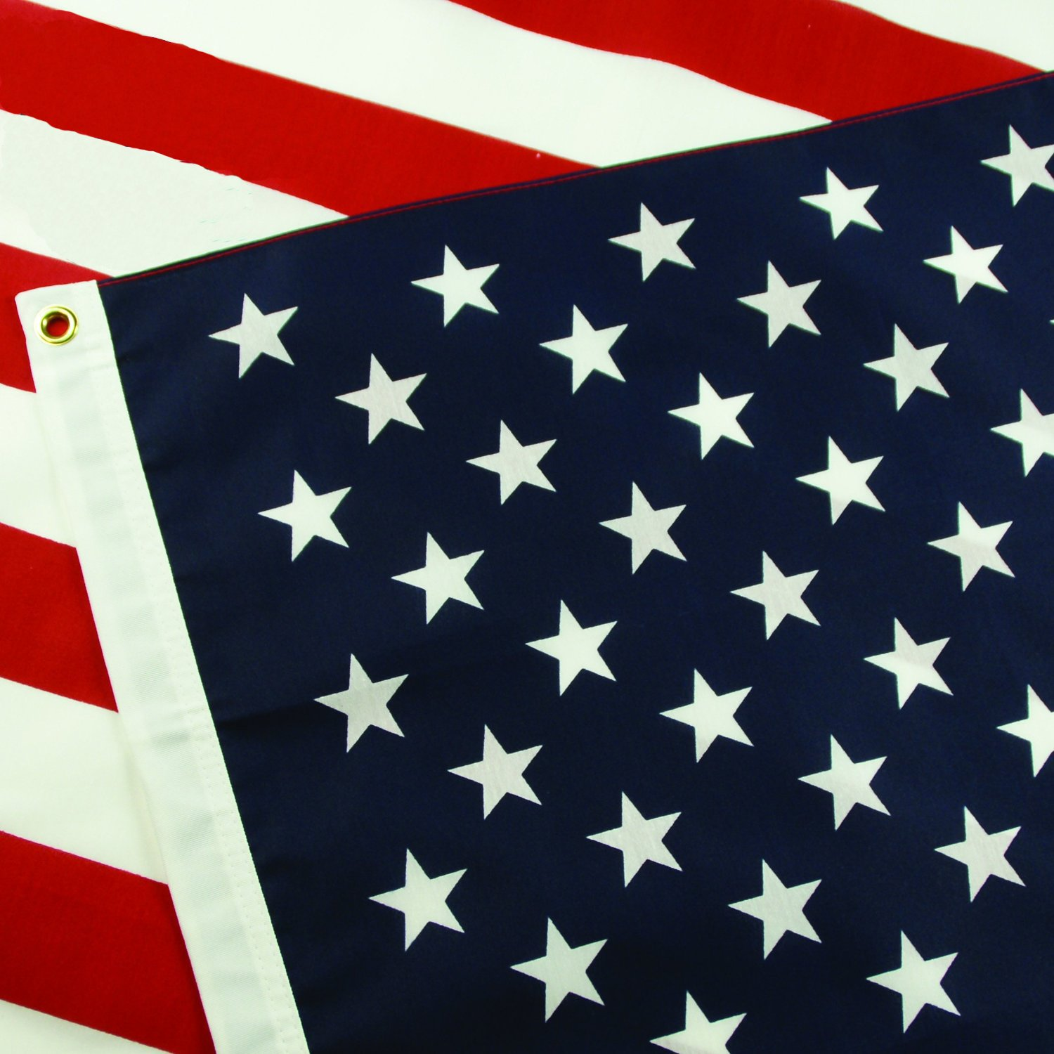 American Flag: 100% Made in USA Certified. 3x5 ft