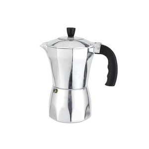 Promotional Prices Italian Style Aluminum Mini Expresso Gas Coffee Maker