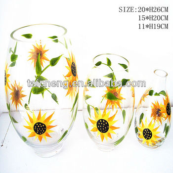 Clear Glass Vase Types Of Glass Vases Unique Canister Vase Buy