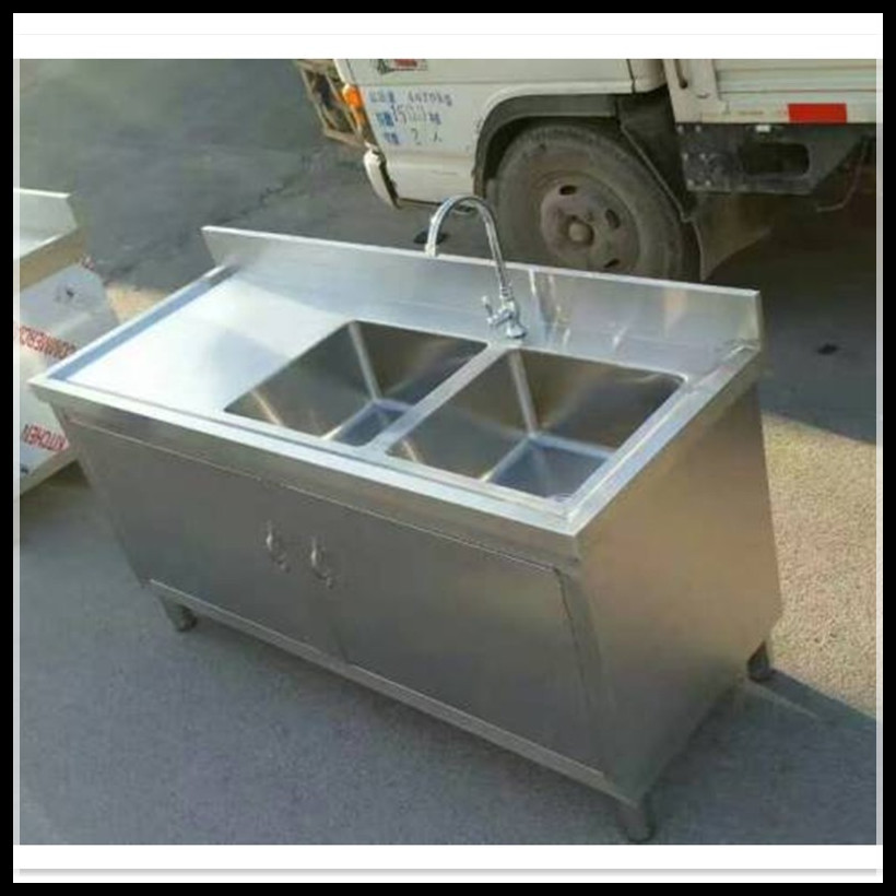 Commercial Custom Stainless Steel Ready Made Kitchen