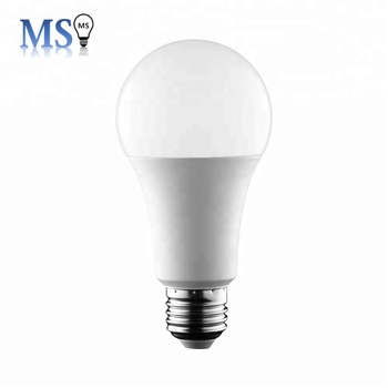 Home light with plastic cover and E14/E27/B22 lamp holder 12w LED Bulb
