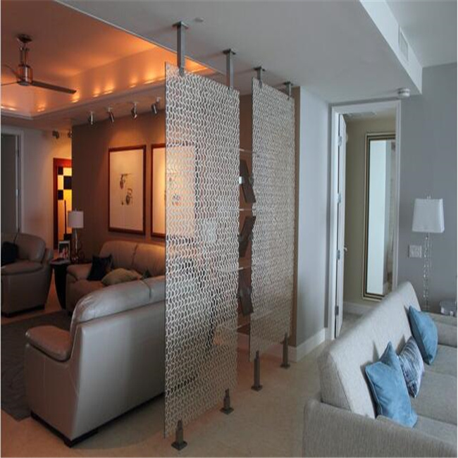prefab stainless steel room screens interior soundproof room divider