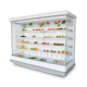 supermarket grocery open showcase display refrigerator cooler
