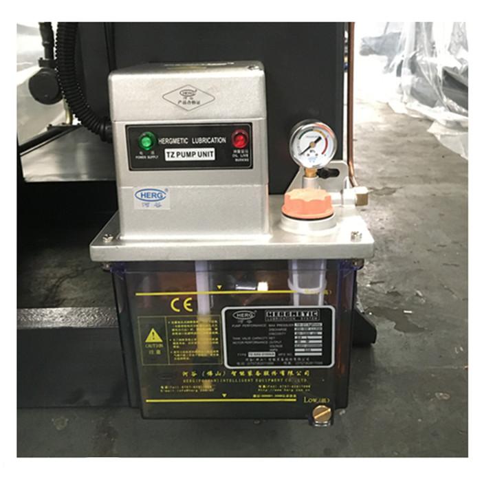 Hoge Kwaliteit Spuitgietmachine schroef Twee metalen Vat