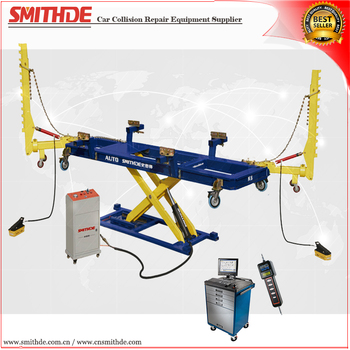 Smithde Car Bench/ Car Frame Machine K6 With 3d Measuring System ...