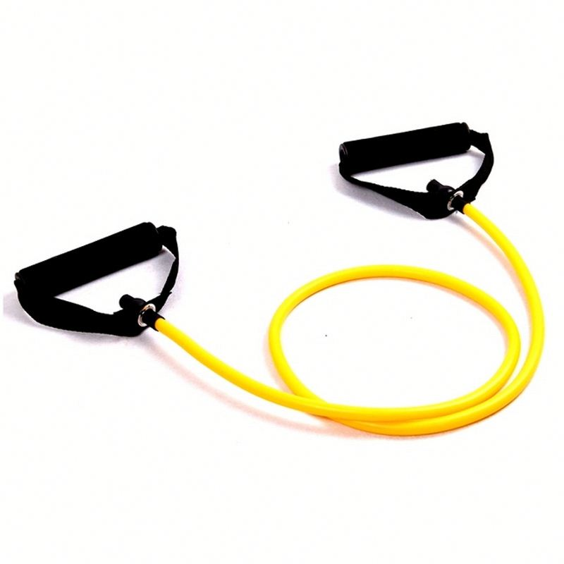 exercise band and yoga band ,h0tpwx exercise resistance bands/tube with handle