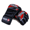 pu leather personalised training boxing mma gloves