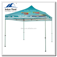 Pop up Printed Canopy Folding outdoor marquee tent one piece acceptable 3x3m
