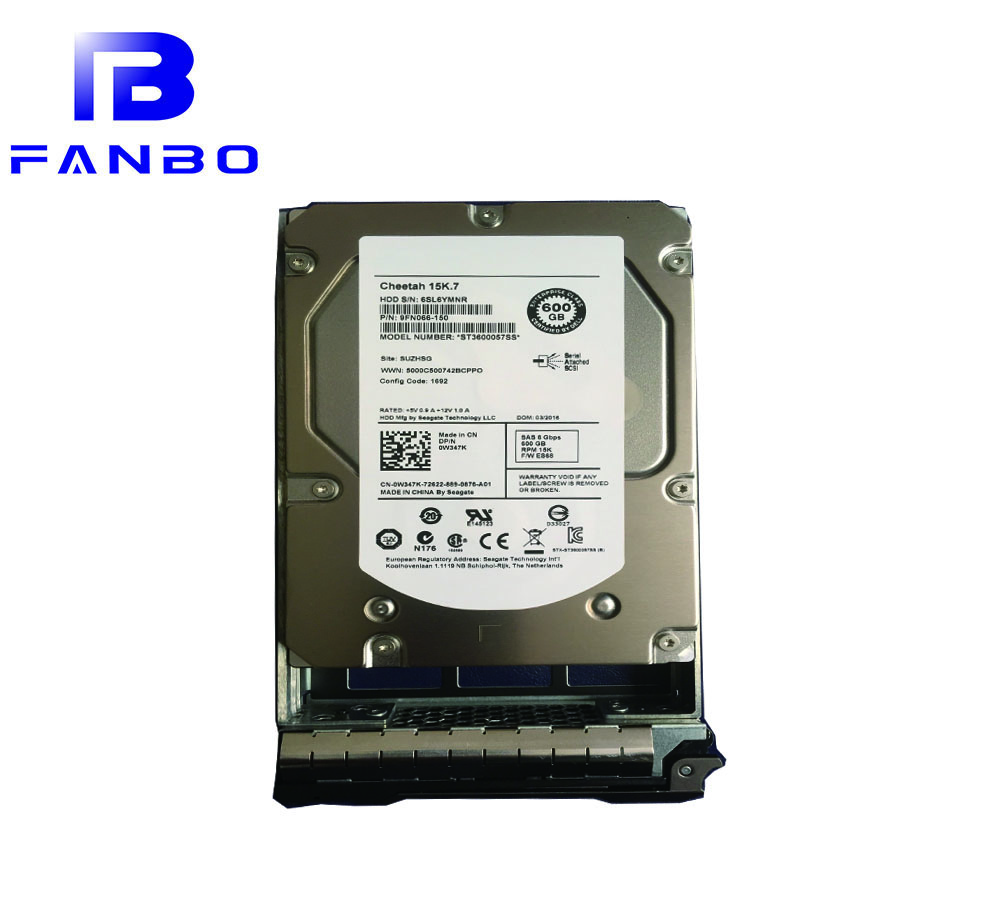 "652583-B21 653957-001 HP 600GB 6G SAS 10K SFF 2.5/"" SC Ent HDD HPE New Retail***"