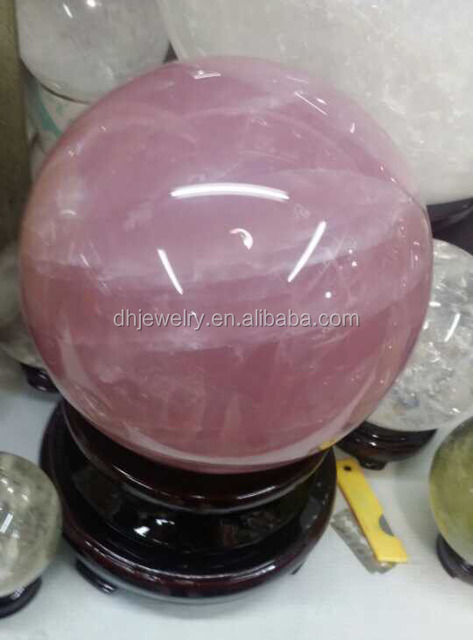 Grosir Murah 100 Alam Batu Rose Quartz Crystal Ball Sphere Pink Kuarsa Bola Buy Bola Kristal Bola Kristal Kuarsa Rose Quartz Bola Kristal Product