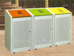 2013 Novel Design!! Pro-environment Waste bins LT-2122C